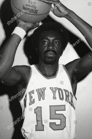 Earl Monroe New York Knickerbocker Earl Monroe