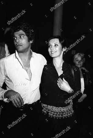 Erik Estrada, Beverly Sassoon Actor Erik Estrada and his date, Beverly Sassoon, are together at an underground disco in New York on as he celebrated his 32nd birthday