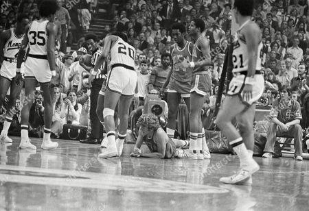 Editorial photo of NCAA UCLA Memphis, St. Louis, USA