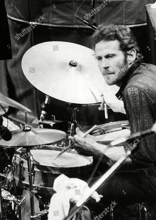 "Levon Helm, of The Band, playes drums at the band's final live performance at Winterland Auditorium in San Francisco. Helm, who was in the final stages of his battle with cancer, died in New York. He was 71. He was a key member of The Band and lent his distinctive Southern voice to classics like ""The Weight"" and ""The Night They Drove Old Dixie Down"