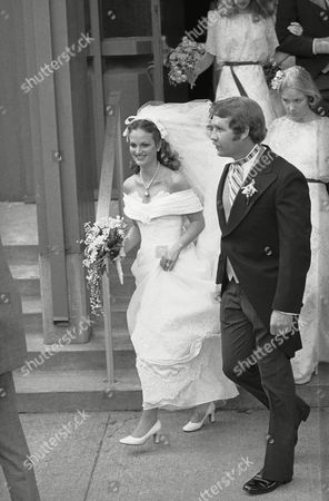 Stock Picture of Patty Hearst, Bernard Shaw Patricia Campbell Hearst, one-time kidnap victim, and her husband, Bernard Shaw, a San Francisco police officer, leave the Navy chapel on San Francisco's Treasure Island, following their wedding ceremony