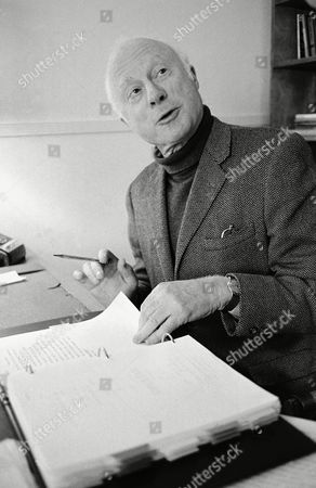 """Norman Lloyd, seen in Los Angeles, is executive producer of Hollywood Theater, a series of high-class dramatic shows seen on affiliated stations on the Public Broadcasting Service. The series began in 1970 with a memorable production of """"The Andersonville Trial,"""" and 40 productions have followed. Stars work on the show for the union minimum scale"""