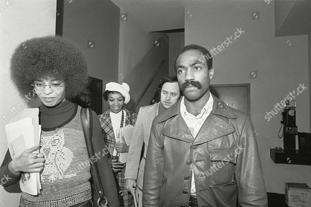 "Billy Dean Smith, Angela Davis Pvt. Billy Dean Smith, who joined Angela Davis, left, at a news conference on in San Francisco, a day after his acquittal in the ""fragging"" slaying of two officers in Vietnam, said in his opinion the only fair trial would have been ""no trial at all."" Smith, who grew up in the Watts section of Los Angeles, said: ""The system of military justice is still riddled with injustice"