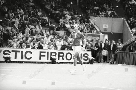 Rod Laver Australian Rod Laver runs to the net after he beat Arthur Ashe of the United States 6-2; 7-6 to clinch the World Cup for Australia in Hartford, Connecticut on . Laver's win over Ashe gave Australia the cup for the fourth straight year