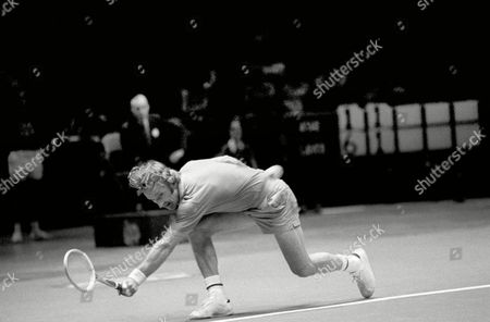 Rod Laver Australia's Rod Laver watches his backhand return to Arthur Ashe in the final round of the U.S. Professional Indoor Tennis Tourney in Philadelphia on . Laver defeated Ashe, 6-1, 6-4, 3-6, 6-4, to win the $100,000 tourney. Laver has beaten Ashe, of Richmond, Va., eighteen straight times