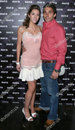Editorial image of Wags Boutique Wrap Party at Aura nightclub, London, Britain - 25 Apr 2007