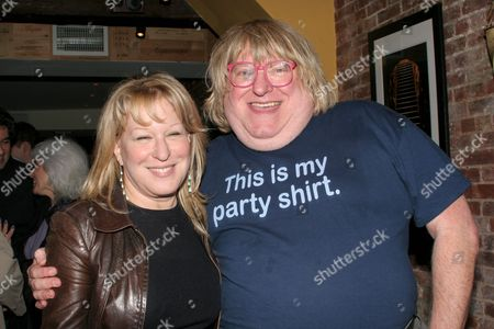 Bette Midler, Bruce Vilanch