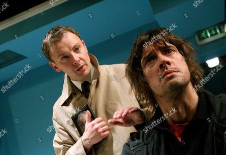 'Elling' - John Simm (Elling) and Adrian Bower (Kjell)