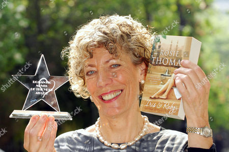 Winner of Romantic Novel of the Year Award 2007, Rosie Thomas (Iris and Ruby)