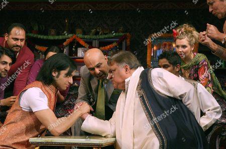 Editorial image of 'Rafta, Rafta...' play at the Lyttelton Theatre, London, Britain - 25 Apr 2007