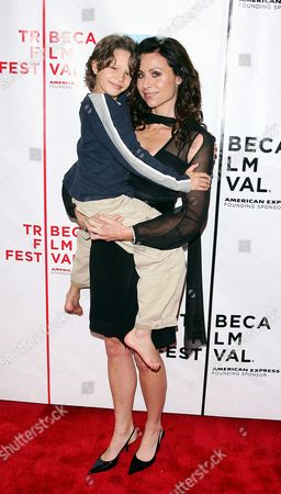 Bobby Coleman and Minnie Driver