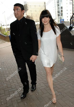 Eve Myles and boyfriend Bradley Freegard