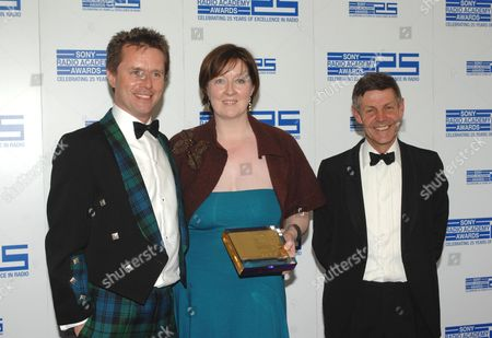 Nicky Campbell, Shelagh Fogarty and Matthew Parris