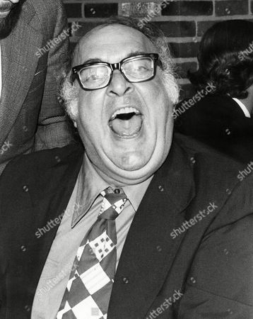 Actor Zero Mostel poses in 1973. Exact date and location unknown