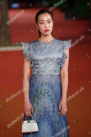The artist Yi Zhou