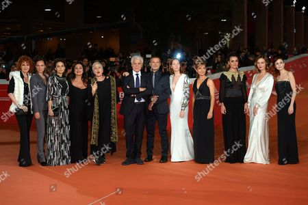 Editorial image of '7 Minuti' premiere, Rome Film Festival, Italy - 21 Oct 2016