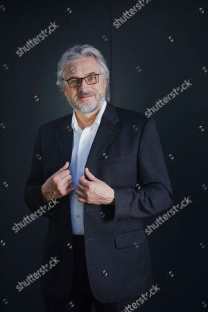 Michael Dudok de Wit Director Michael Dudok de Wit poses for portraits for the animation film ' La Tortue Rouge', at the 11th edition of the Rome Film Festival in Rome