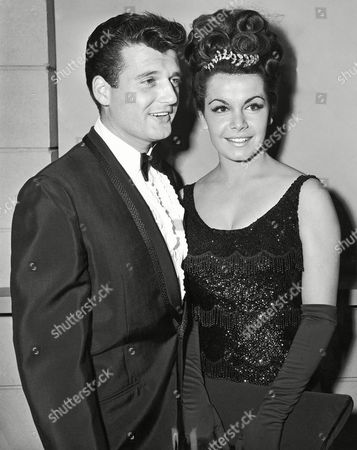 Annette Funicello, Jack Gilardi Actress Annette Funicello, a member of the Disney Mousketeers in her younger days, poses with her husband-to-be, her manager, Jack Gilardi in Hollywood on . Annette says they'll be married on January 9
