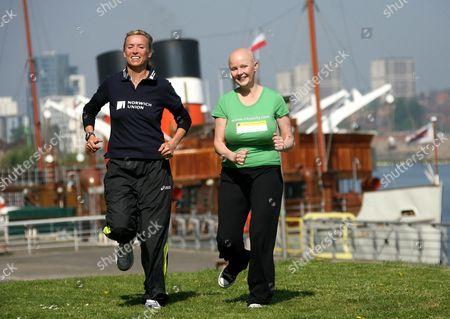 Editorial image of City v City 10k run photocall, Glasgow, Scotland - 02 May 2007