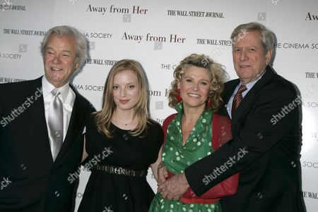 Gordon Pinsent, Sarah Polley, Julie Christie and Michael Murphy
