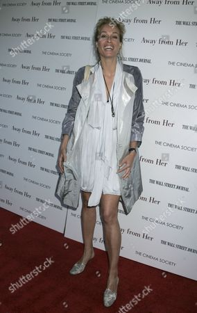 Editorial picture of 'Away From Her' film screening hosted by The Cinema Society and The Wall Street Journal, New York, America - 02 May 2007
