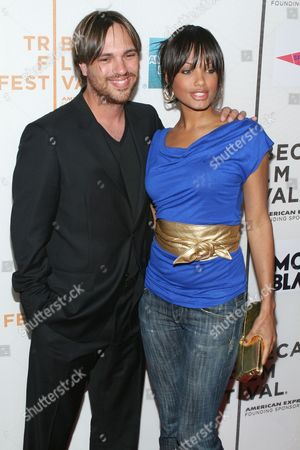 KD Aubert and guest