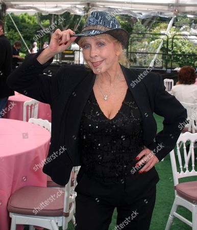 Editorial image of Playmate of the Year 2007 crowning at the Playboy mansion, Beverly Hills, Los Angeles, America - 03 May 2007