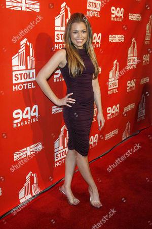 Stock Photo of Kari Ann Peniche