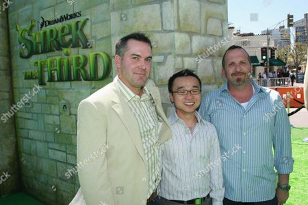 Chris Miller, Raman Hui and Aron Warner