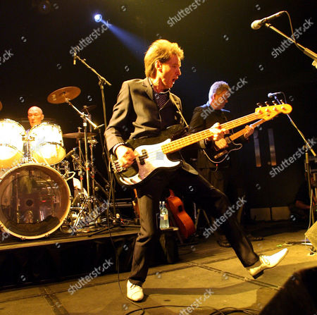 Rick Buckler and Bruce Foxton