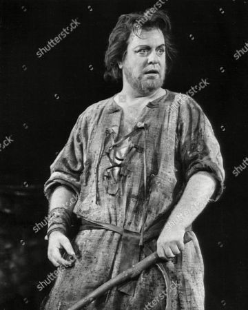 Douglas Campbell In his successful Broadway debut, Douglas Campbell in character, shows his force in the title role of ?Gideon.? He co-stars with Fredric March. Born in Scotland, Campbell came to stardom slowly by way of the British Theater and the Shakespeare Festival in Canada