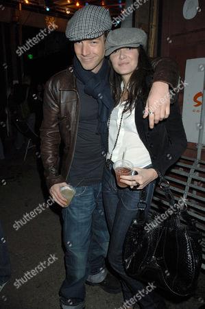 Sean Brosnan and Annabelle Neilson