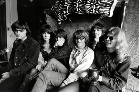 Jefferson Airplane Members of the rock group Jefferson Airplane pose for in San Francisco, Ca., . From left are, Marty Balin, lead singer, songwriter and founder; Grace Slick, vocalist; Spencer Dryden, drummer; Paul Kantner, electric guitar and vocalist; Jorma Kaukonen, lead guitarist, vocalist and songwriter; and Jack Casady, bass guitarist