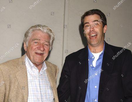 Seymour Cassel and son Matt