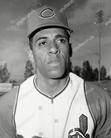 Jose Cardenal Cleveland Indians outfielder Jose Cardenal shown in March 1968