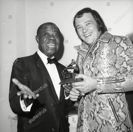Editorial picture of Louis Armstrong, New York, USA
