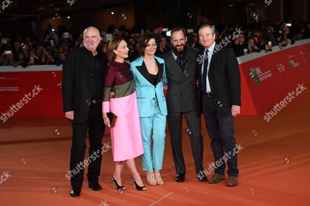 Editorial picture of 'The English Patient' 20th anniversary screening, Rome Film Festival, Italy - 22 Oct 2016
