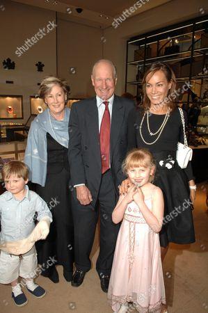 Patti and Charles Palmer Tomkinson, Tara Palmer-Tomkinson