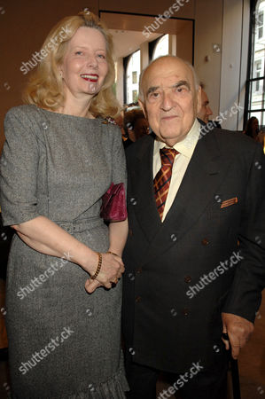 Lord Weidenfeld and Guest