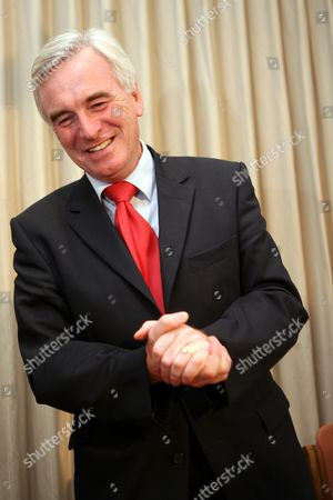 John McDonell  -  Labour leadership rivals Michael Meacher and John McDonell met and decided on which of them would stand in the leadership contest, with John McDonell taking on Gordon Brown