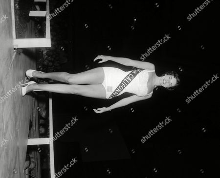 Editorial photo of MISS AMERICA PAGEANT 1954, ATLANTIC CITY, USA