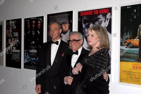 Glenn Lowry, Martin Scorsese