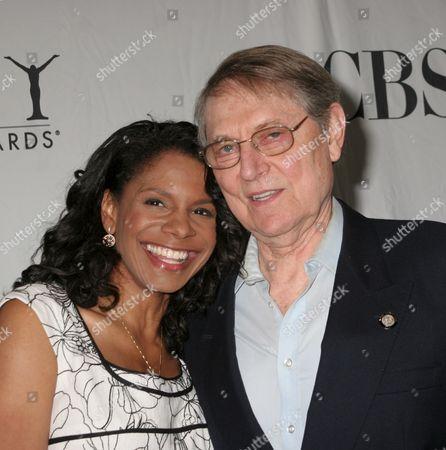 Audra McDonald and John Cullum