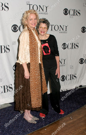 Christine Ebersole and Mary Louise Wilson
