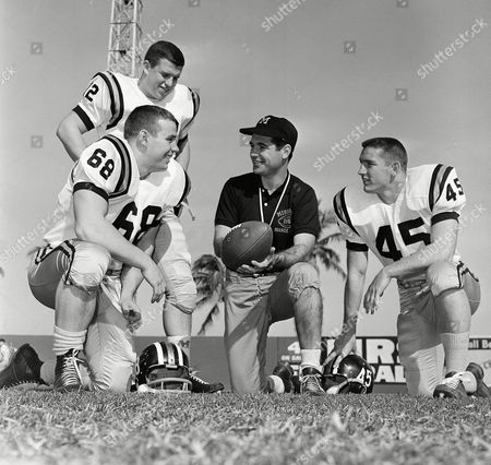 Editorial image of Orange Bowl Game 1960, Miami, USA