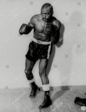 RUBIN CARTER A Dec. 13,1964 photo of Rubin Carter, middleweight challenger