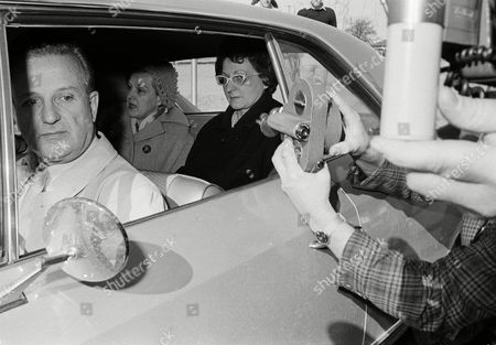 JFK, Earl Ruby, Evan Grant, Eileen Kaminsky Members of Jack Ruby's family leave Parkland Hospital in Dallas after the death of their brother, . Driving is Earl Ruby and in the back eat are sisters Eva Grant, left, and Eileen Kaminsky, right, of Chicago. They were with Ruby at the time of his death