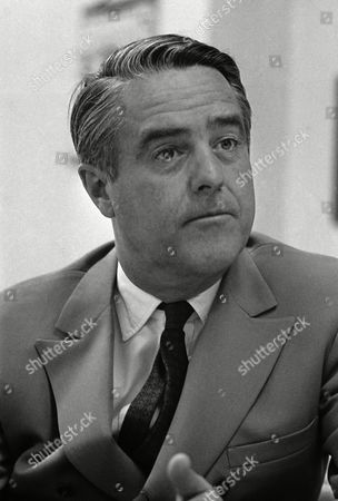 Robert Sargent Shriver, Jr Sargent Shriver, director of the Office of Economic Opportunity, interviewed in his Washington office on says the antipoverty agency has failed to make white, middle-class Americans believe they benefit directly from helping the poor