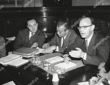 Editorial picture of Sen. Charles E. Potter, Washington, USA