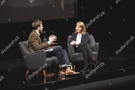 Editorial image of The BAFTA and BFI Screenwriters' Lecture Series, London, Britain - 09 Oct 2016